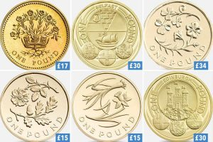 Valuable Are The Rarest One Pound Coins