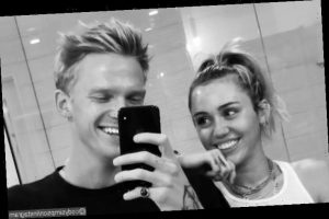 Miley Cyrus And Cody Simpson Get Matching Trident Tattoos Me And My Lifestyle Blog