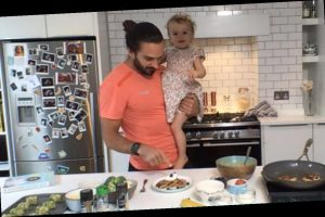 The Body Coach Joe Wicks Shares Glimpse Of New Cooking Project And It Looks Incredible Me And My Lifestyle Blog
